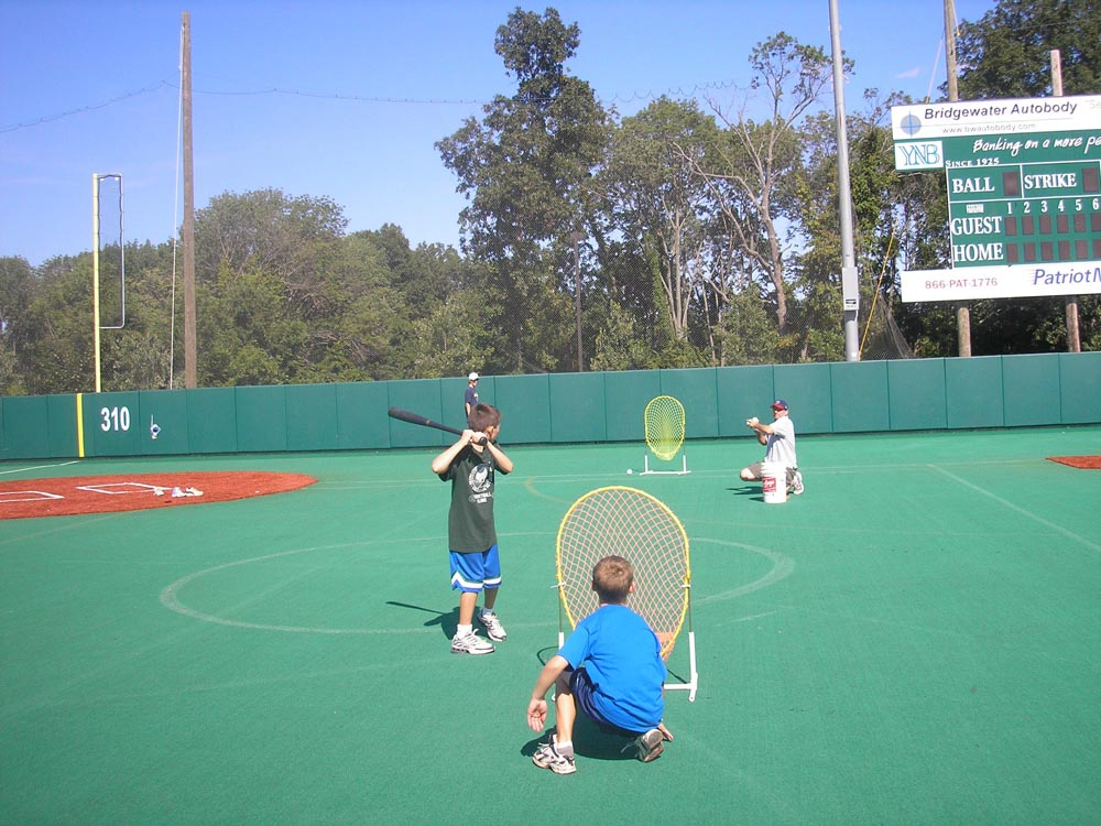 Wiffle Ball Strike Zone